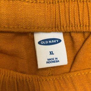 Old Navy Shorts - NWT Old Navy linen short
